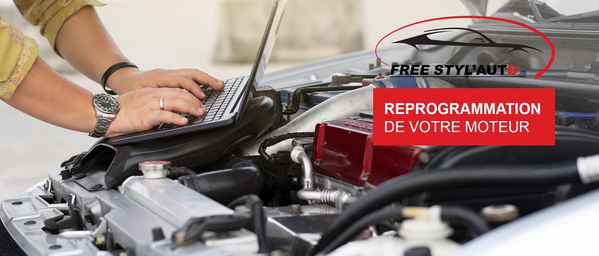 reprogrammation moteurs en Vendée